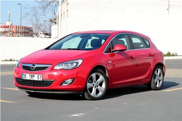 Opel Astra 1.4 140hp Sport